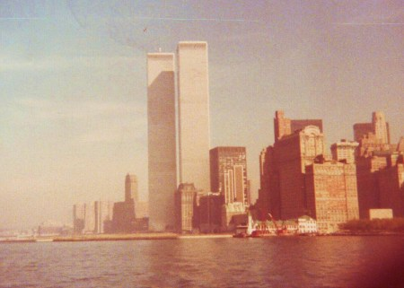 World Trade Centre, 1970s, flickr.com (CC BY-NC-ND 2.0)