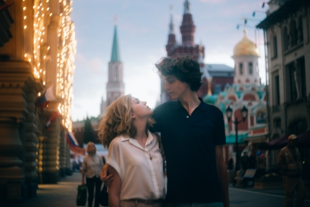 A couple in Moscow; flickr.com - Pal Sol  (CC BY-NC-ND 2.0)